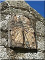 SX3067 : Sundial, Church of St Ivo, St Ive by Derek Harper