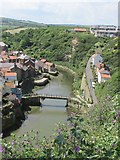 NZ7818 : Views of Staithes #4 by Mike Kirby