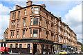 NS6161 : Corner of King Street & Queen Street, Rutherglen by Leslie Barrie