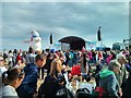 TV6198 : Stage at Airbourne Eastbourne by PAUL FARMER