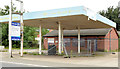 J1576 : Former petrol station, Crumlin (August 2014) by Albert Bridge