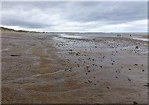 NZ2796 : Druridge Bay by Russel Wills