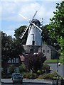 NZ3959 : Fulwell Windmill (2) by Mike Quinn