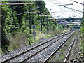 NZ3959 : Lines south of Seaburn Metro station by Mike Quinn