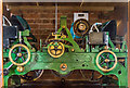 TQ2496 : Clock Mechanism,  St John the Baptist Church, Barnet by Christine Matthews