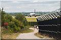 SJ8183 : Manchester Airport by Peter McDermott