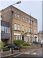 TQ2885 : Kentish Town Police Station by Julian Osley