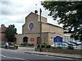 TQ1373 : Roman Catholic church, Whitton by Robin Webster
