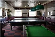 SE5023 : The Bar at Knottingley  Club by Ian S