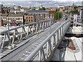 SK5739 : Karlsruhe Friendship Bridge by Alan Murray-Rust
