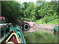 SO9491 : Tipton tunnel, Tipton portal, Dudley Canal by Rudi Winter
