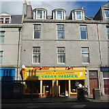 NJ9406 : Ice cream parlour, King Street, Aberdeen by Bill Harrison