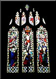 TQ7924 : Ewhurst Green, St James the Great East Sussex East Window by Peter Skynner