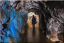 SX4372 : Old Gunnislake Copper mine by Noel Jenkins