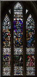 SO7137 : Stained glass window, St Michael & All Angels church by Julian P Guffogg