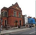 SU1429 : Freemasons' Hall, Crane Street, Salisbury by Jaggery