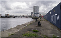 J3475 : City Quays site, Belfast by Rossographer