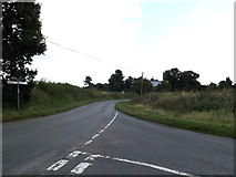TM3193 : Church Road, Hedenham by Adrian Cable