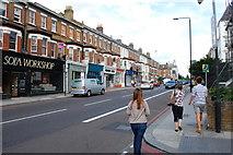 TQ2775 : Battersea Rise by Trevor Harris