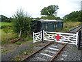 TQ7824 : Old coach at Bodiam station by Marathon