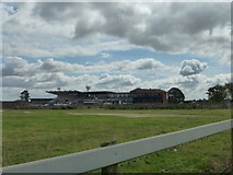 TA0139 : The grandstand at Beverley Racecourse by SMJ