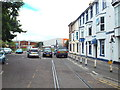 SY6779 : Commercial Road, Weymouth by Malc McDonald