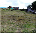 SS8993 : Rusty hillside shack, Blaengarw by Jaggery