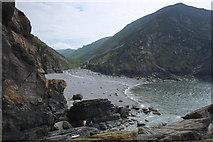 SS6549 : Heddon's Mouth Beach by Noel Jenkins