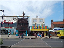 TG5307 : Showboat, Great Yarmouth by Hamish Griffin
