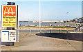 TR3470 : Margate, Marine Terrace 1995 by Ben Brooksbank