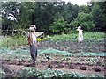 SJ8383 : Apprentice House Vegetable Garden at Quarry Bank Mill by Jeff Buck