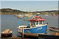 SH7877 : River Conwy by Richard Croft