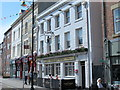 NZ3769 : The Turks Head Hotel, Front Street, NE30 by Mike Quinn