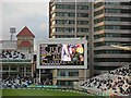 SK5838 : Trent Bridge: man-of-the-moment on the big screen by John Sutton