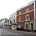 SY6990 : The Royal Oak, Dorchester by Jaggery