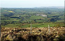 SX3771 : View from Hingston Down by Derek Harper