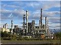 NS9580 : Petrochemical installation, Grangemouth by Richard Webb