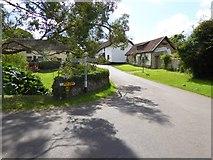 ST1004 : Broadhembury Cross by David Smith