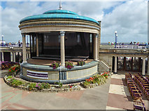 TV6198 : The Bandstand, Eastbourne, Sussex by Christine Matthews