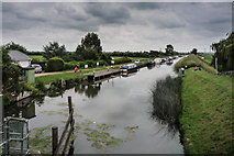 TL5369 : Burwell Lode from Upware Road by Kim Fyson
