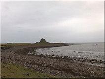 NU1341 : Lindisfarne Castle, Holy Island by Jonathan Hutchins