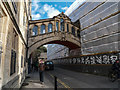 SP5106 : Bridge of Sighs by Kim Fyson