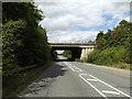 TM0636 : B1070 Hadleigh Road & Four Sisters Bridge by Geographer