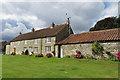 SE8390 : Low Grange Farm, Levisham by Pauline E