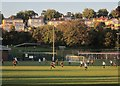 SX9065 : Football match, Torquay Academy by Derek Harper