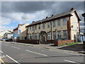 TQ1375 : Hanworth Road and 210 Treaty Lodge, Hounslow by John S Turner