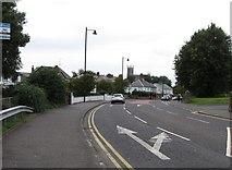 J4844 : St Patrick's Avenue, Downpatrick by Eric Jones