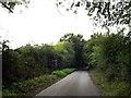 TM0733 : Flatford Road, Flatford by Adrian Cable