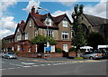 SP3166 : Corner of  Beauchamp Road and Beauchamp Avenue, Royal Leamington Spa by Jaggery