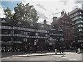 TQ3181 : Tudor Building High Holborn, London WC1 by Christine Matthews